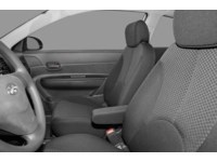 2008 Hyundai Accent L Interior Shot 5