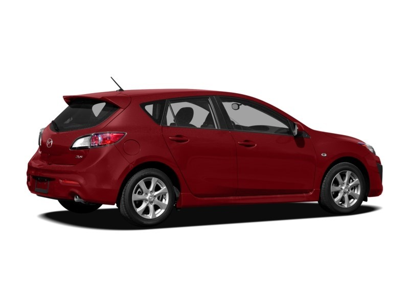 2011  Mazda3 **LOADED!! POWER EVERYTHING & A/C!!** GX SPORT Exterior Shot 2