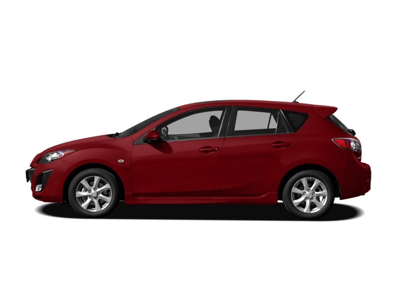 2011  Mazda3 **LOADED!! POWER EVERYTHING & A/C!!** GX SPORT Exterior Shot 7