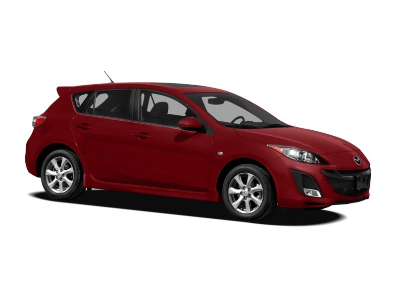 2011  Mazda3 **LOADED!! POWER EVERYTHING & A/C!!** GX SPORT Exterior Shot 9