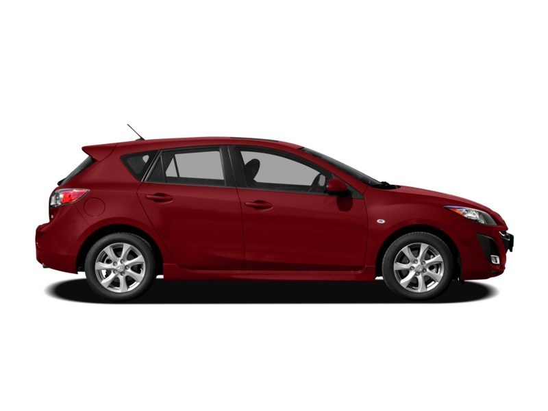 2011  Mazda3 **LOADED!! POWER EVERYTHING & A/C!!** GX SPORT Exterior Shot 11