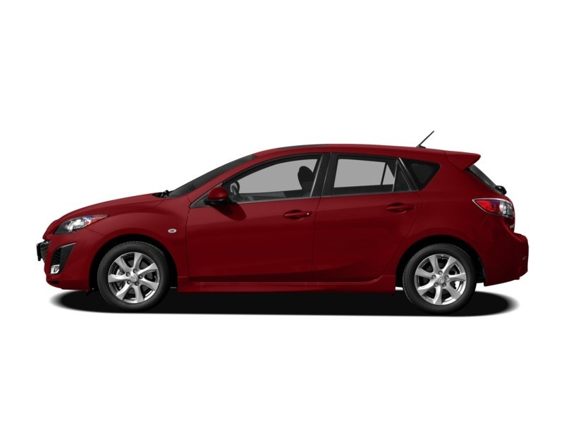 2011  Mazda3 **LOADED!! POWER EVERYTHING & A/C!!** GX SPORT Exterior Shot 12