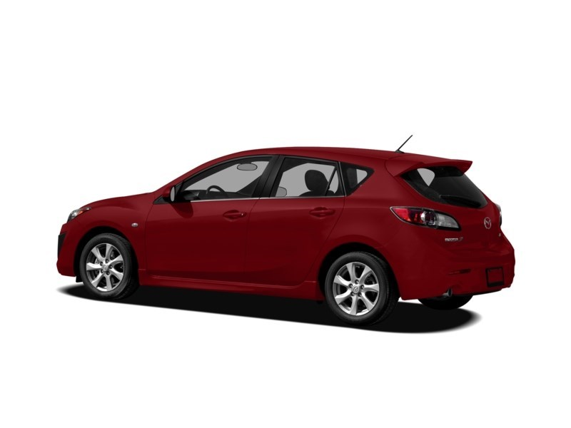 2011  Mazda3 **LOADED!! POWER EVERYTHING & A/C!!** GX SPORT Exterior Shot 13