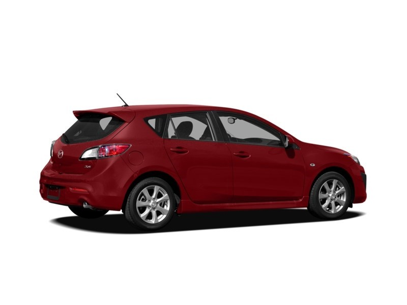 2011  Mazda3 **LOADED!! POWER EVERYTHING & A/C!!** GX SPORT Exterior Shot 15