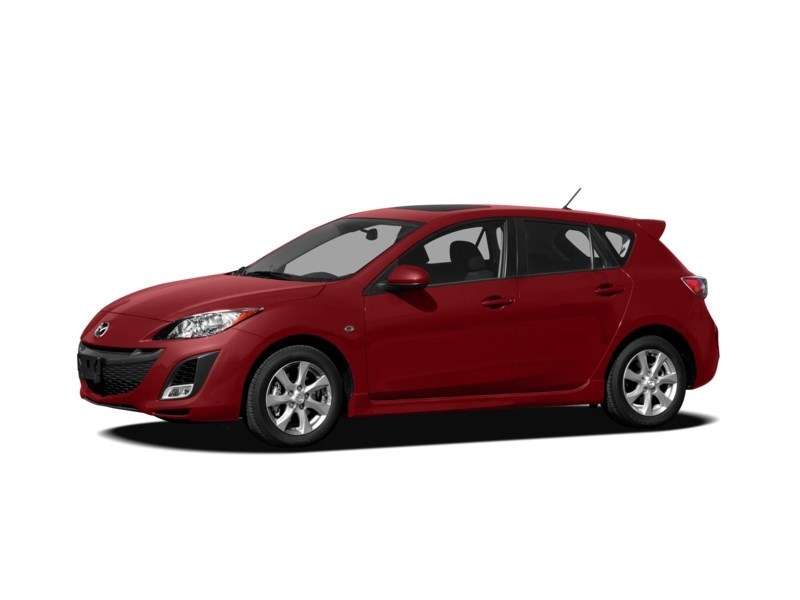 2011  Mazda3 **LOADED!! POWER EVERYTHING & A/C!!** GX SPORT Exterior Shot 19