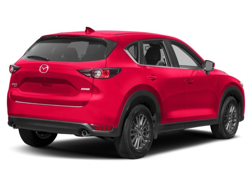 2017 Mazda CX-5 GS Exterior Shot 2