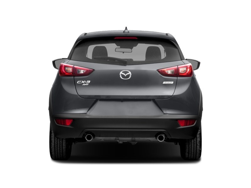 2018 Mazda CX-3 50th Anniversary Edition Exterior Shot 8