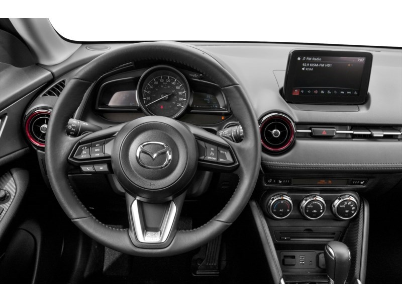 2018 Mazda CX-3 50th Anniversary Edition Interior Shot 3