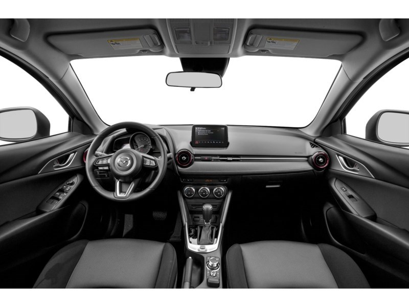 2018 Mazda CX-3 50th Anniversary Edition Interior Shot 6