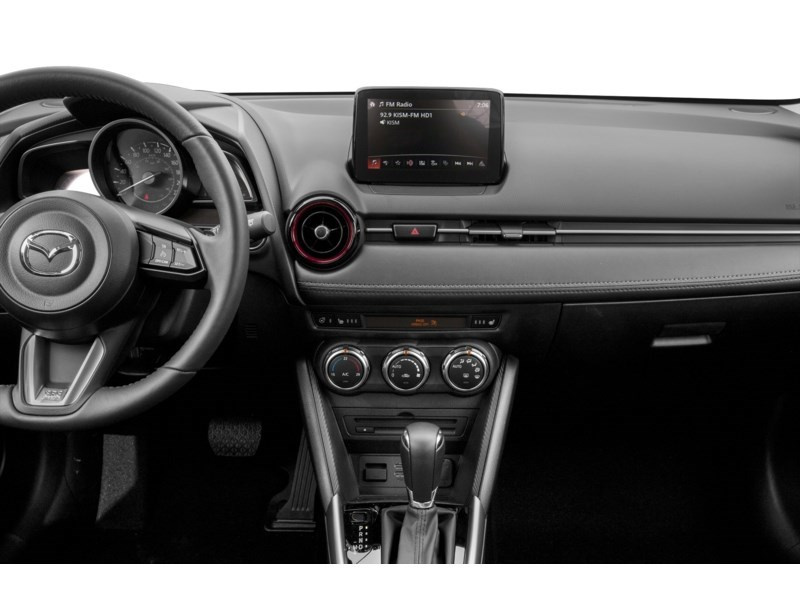 2018 Mazda CX-3 50th Anniversary Edition Interior Shot 2
