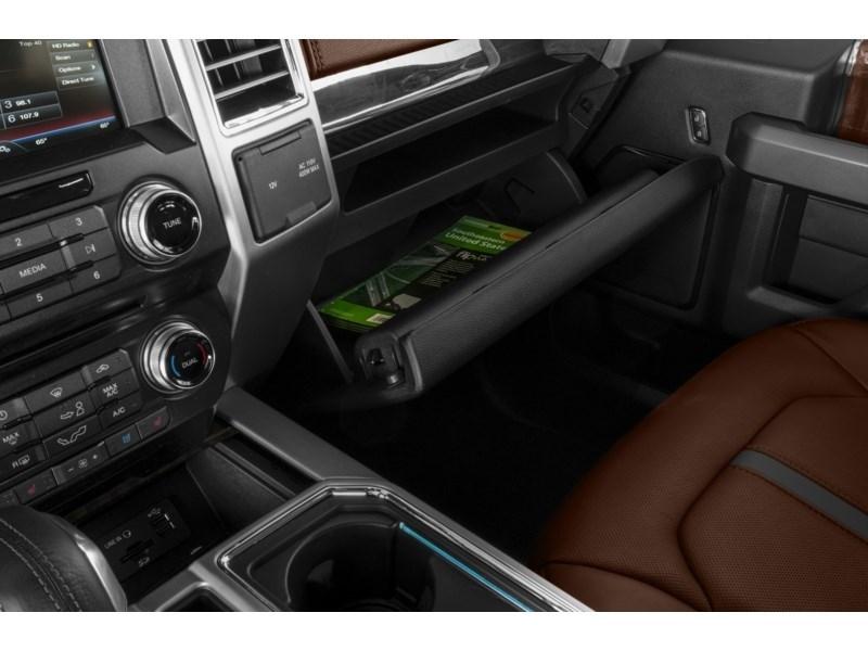 2016 Ford F 150 Platinum Interior Shot 4