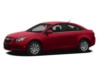 2012 Chevrolet Cruze LT Turbo Victory Red  Shot 23