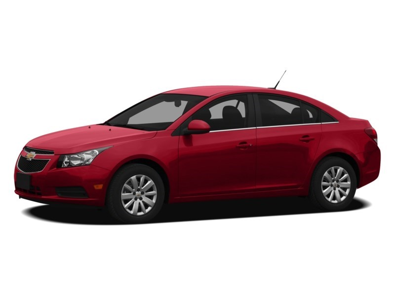 2012 Chevrolet Cruze LT Turbo Victory Red  Shot 24