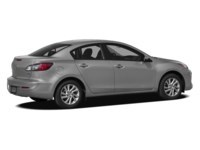 2012  Mazda3 **HEATED SEATS & CRUISE** GS SKYACTIV Aluminum Metallic Mica  Shot 2