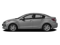2012  Mazda3 **HEATED SEATS & CRUISE** GS SKYACTIV Aluminum Metallic Mica  Shot 3