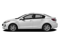 2012  Mazda3 **HEATED SEATS & CRUISE** GS SKYACTIV Crystal White Pearl  Shot 21