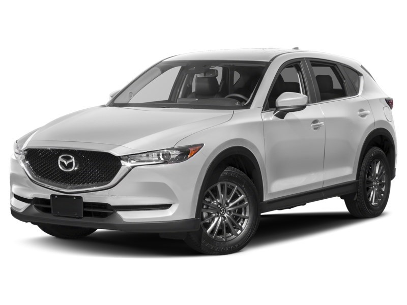 2017 Mazda CX-5 GS Snowflake White Pearl  Shot 1