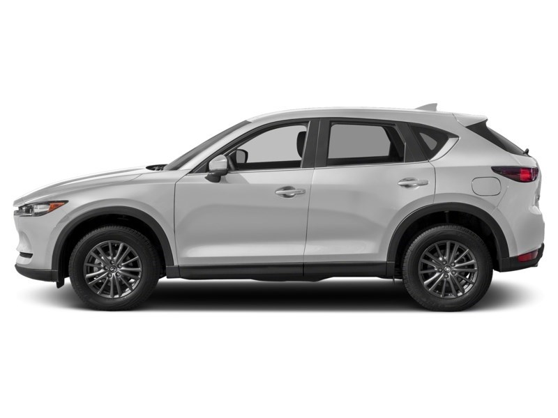 2017 Mazda CX-5 GS Snowflake White Pearl  Shot 3