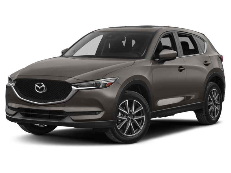 2017 Mazda CX-5 GT Titanium Flash Mica  Shot 1