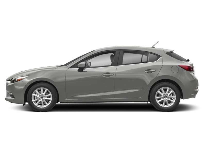 2018  Mazda3 GS Sonic Silver Metallic  Shot 3