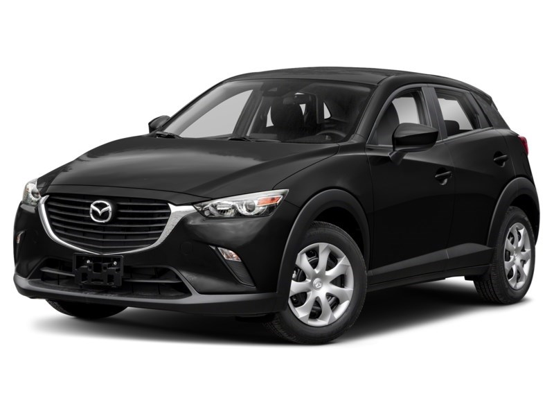 2018 Mazda CX-3 GX Jet Black Mica  Shot 1
