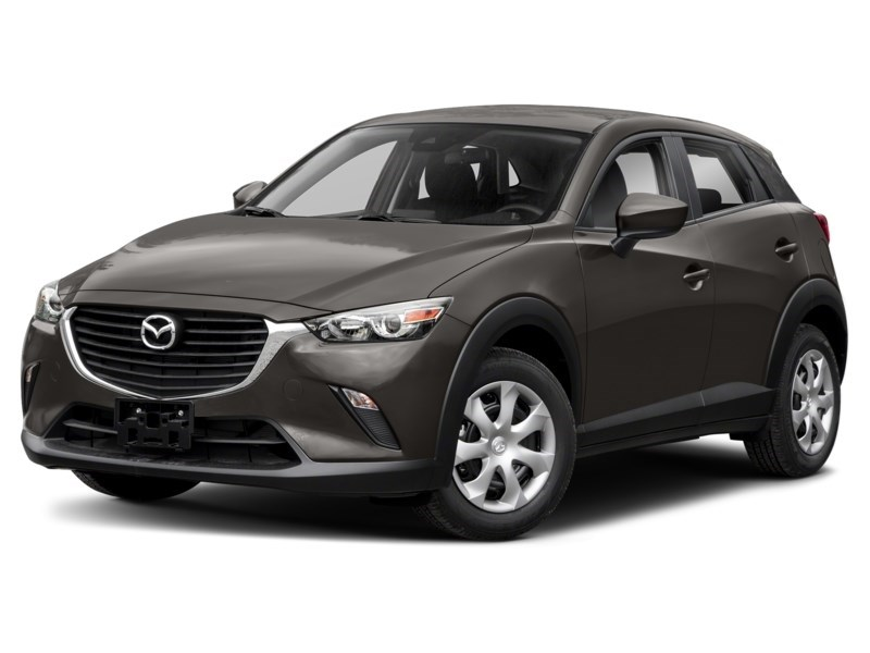 2018 Mazda CX-3 GX Titanium Flash Mica  Shot 1