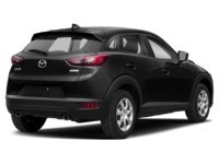 2018 Mazda CX-3 GX Jet Black Mica  Shot 2