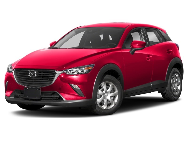2018 Mazda CX-3 GX Soul Red Metallic  Shot 1