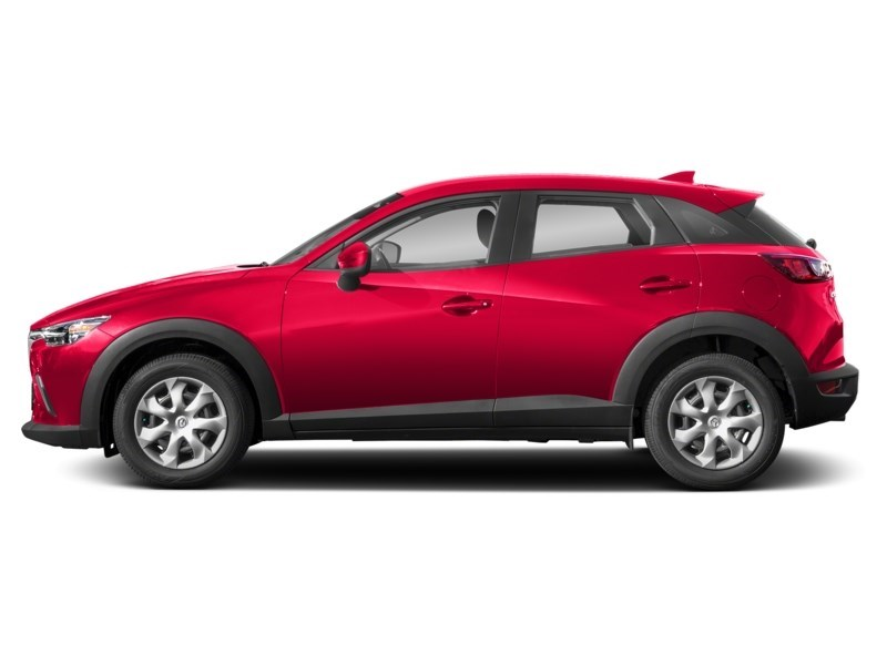 2018 Mazda CX-3 GX Soul Red Metallic  Shot 3