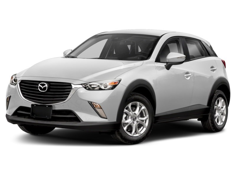 2018 Mazda CX-3 50th Anniversary Edition Snowflake White Pearl  Shot 1