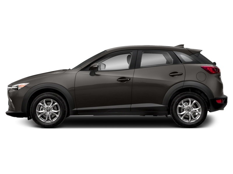 2018 Mazda CX-3 GS Titanium Flash Mica  Shot 3