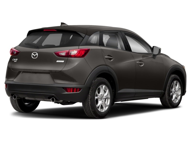 2018 Mazda CX-3 GS Titanium Flash Mica  Shot 2