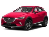 2018 Mazda CX-3 GT Soul Red Metallic  Shot 1