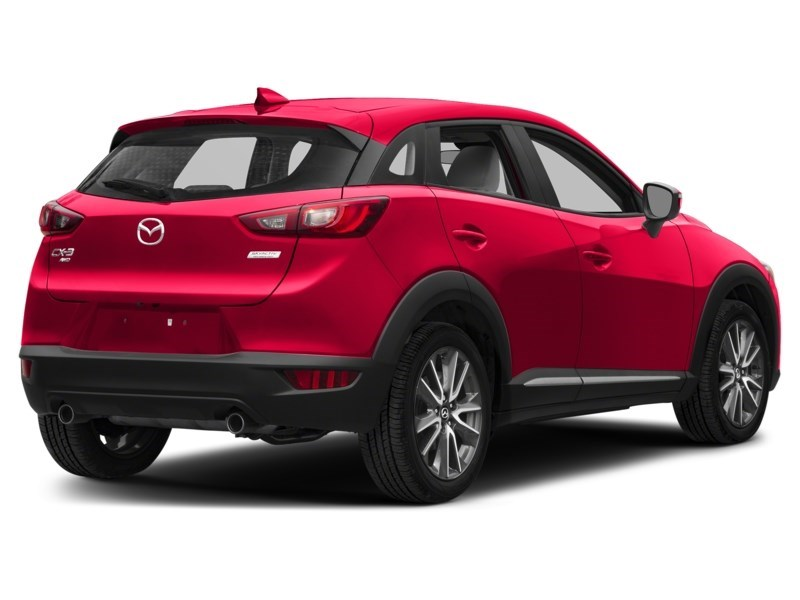 2018 Mazda CX-3 GT Soul Red Metallic  Shot 2
