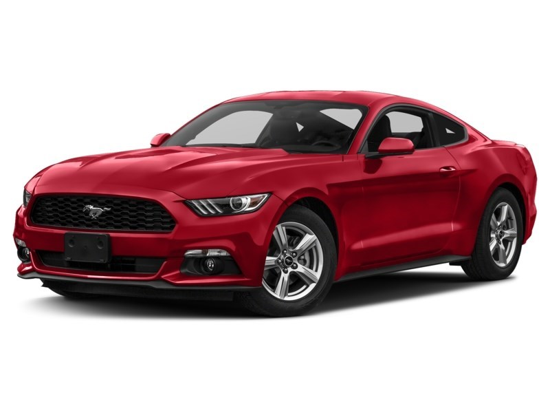2015 Ford Mustang LOW KM *FAST & FUN! MUSTANG TURBO 310 HP!* PREMIUM Race Red  Shot 1