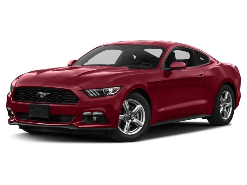 2015 Ford Mustang LOW KM *FAST & FUN! MUSTANG TURBO 310 HP!* PREMIUM Ruby Red Metallic Tinted Clearcoat  Shot 4