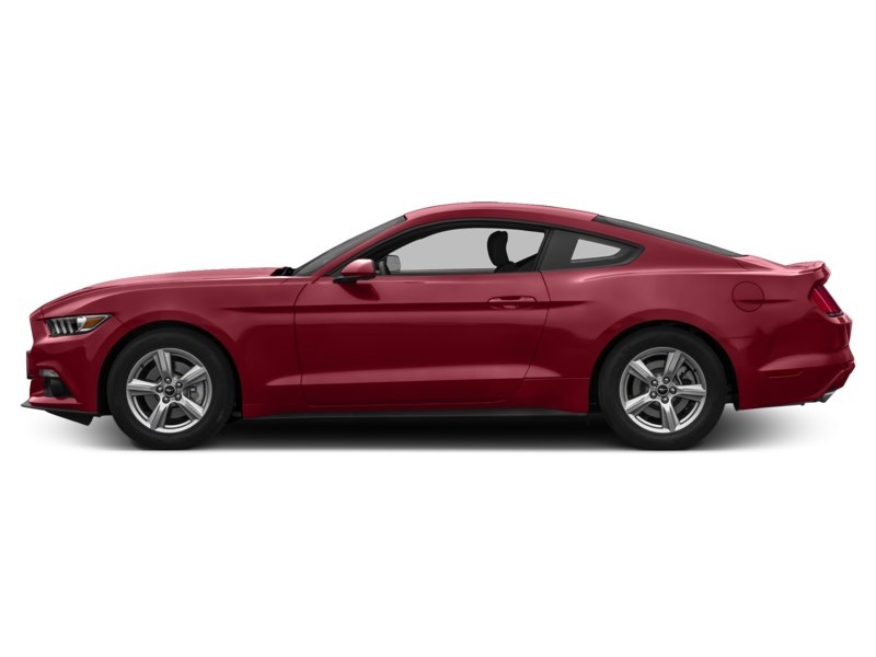 2015 Ford Mustang LOW KM *FAST & FUN! MUSTANG TURBO 310 HP!* PREMIUM Ruby Red Metallic Tinted Clearcoat  Shot 6