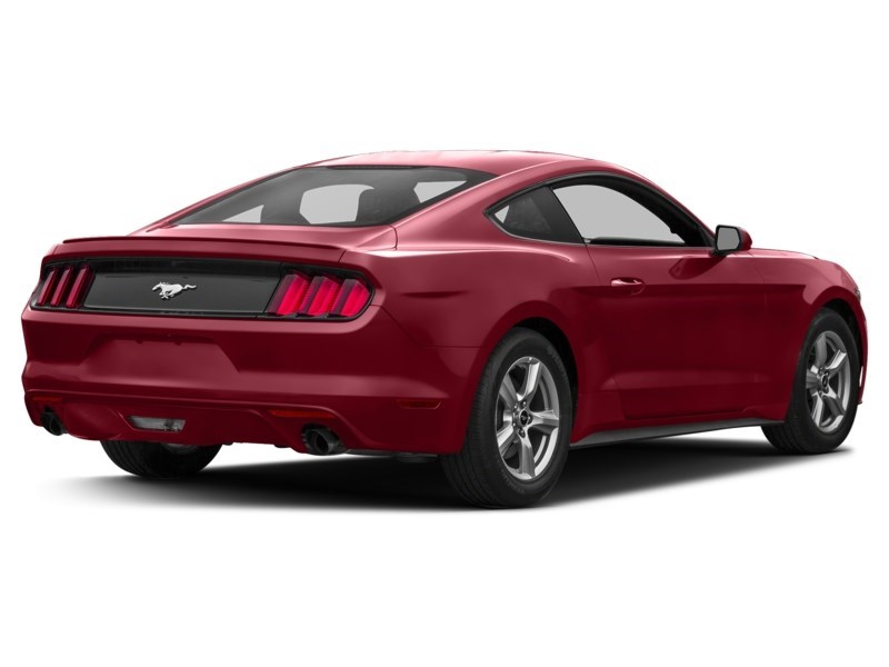 2015 Ford Mustang LOW KM *FAST & FUN! MUSTANG TURBO 310 HP!* PREMIUM Ruby Red Metallic Tinted Clearcoat  Shot 5