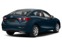 2018  Mazda3 GX Deep Crystal Blue Mica  Shot 2